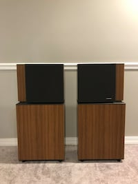 I'm for sale 2 Speakers Bose 8.2 ( everything work good and looks very nice and sounds very good ) Carol Stream