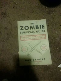 The Zombie Survival Guide Kansas City, 64123