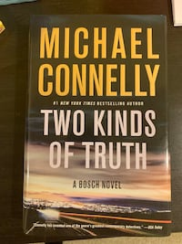 Two Kinds of Truth. Harry Bosch series