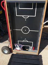 Foosball table with everything Oregon, 48446