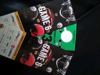 Steelers browns tickets with parking  Pittsburgh