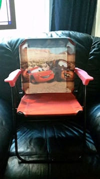 "Child's ""  Cars "" Folding Chair"