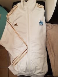 Veste foot Marseille