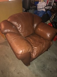 Brown Comfy Chair!