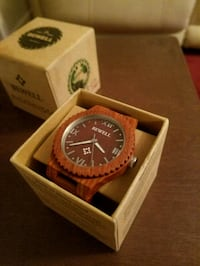Wooden Watch for Man  Augusta, 30906