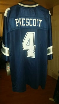 Dallas cowboys XXL Prescott Jersey Jeffersontown, 40299