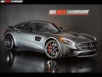 2016 Mercedes-Benz AMG GT 2dr Cpe S Milpitas