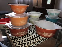 Vintage Pyrex (see description for prices) Woodbridge, 22191
