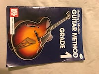 Guitar Method Grade 1 book