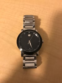 Movado men's watch Raleigh, 27610