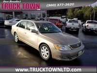 2001 Toyota Avalon 4d Sedan XL Bremerton, 98312