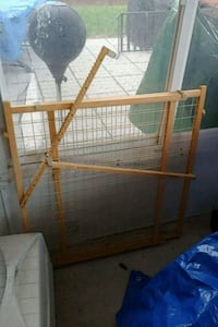 2 tall wood pet or baby gates. Great condition $10 Port Orange, 32128