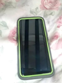 black and green smartphone case Vancouver, V6A 1P4