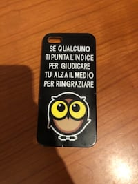 Cover Iphone 5/5s  Milano