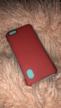 brown and teal iPhone case Houston, 77034