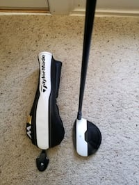 Taylormade M2 5 Wood (Left handed)