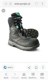 Dakota steel toed winter boots Calgary, T3J 1V2