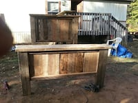 Barnwood beds any size Township of Taylorsville, 28681