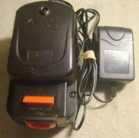 Black and Decker Battery and Charger 18 volt Liberty, 29657