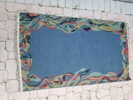 Ornamental Area Rug