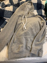 gray and white zip-up hoodie null, L2G 0A6