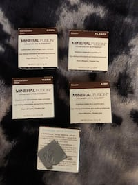 Mineral fusion _Concealer duo.   ,  blush  Grand Terrace, 92313
