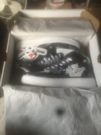 MINT special edition NIKE AF1's stompdown killaz midnight camo Whitby, L1N 7G3