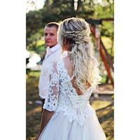 Wedding hair styling Sandefjord, 3230