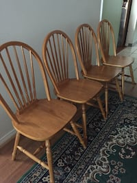 4 chairs for sale  Ottawa, K1G 4T3