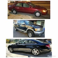 3 CARS AVAILABLE FOR SALE