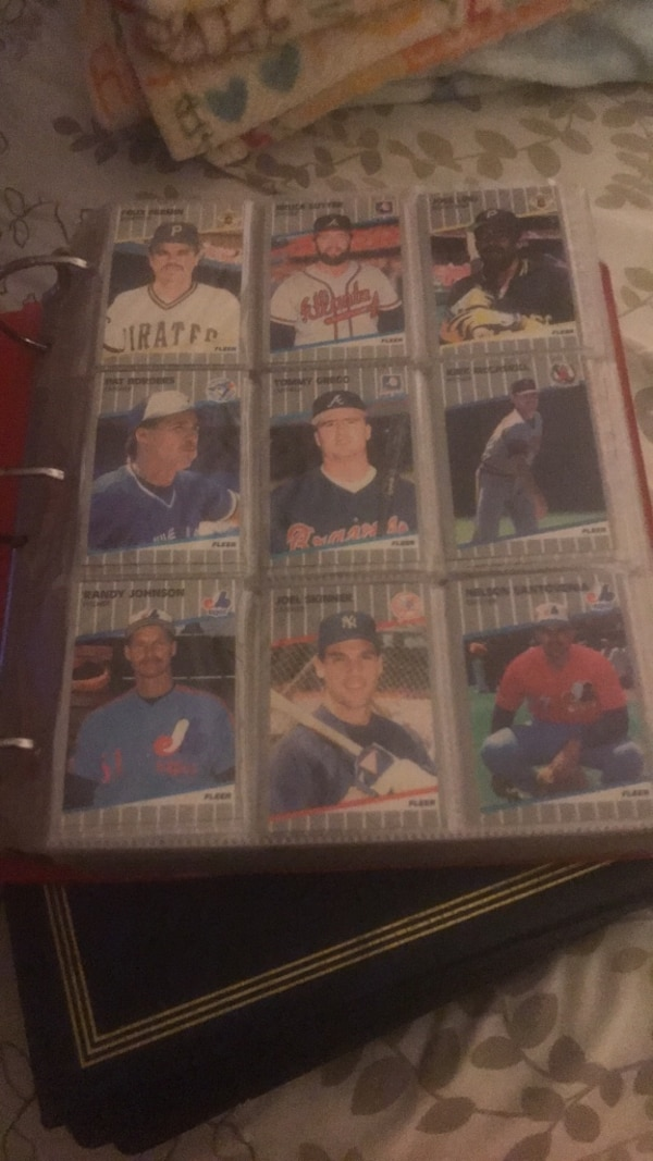 Baseball football cards  6d0e9799-b104-45fc-b840-c391df02b0ca