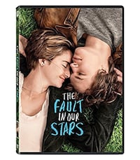 The Fault in Our Stars DVD *NEW*