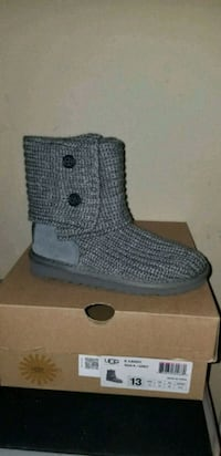 Ugg toddler boots size 13 and size 1 Phenix City
