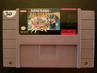 Super Mario All Stars for SNES  Vaughan, L4L