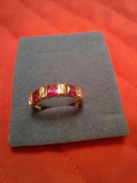Ruby colored band Chilhowie, 24319