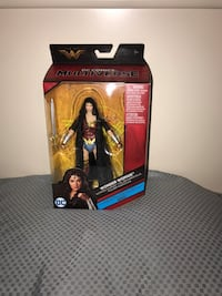 DC Comics Wonder Woman figure box Hasbrouck Heights, 07604