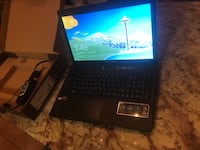 black and gray laptop computer Austin, 78748