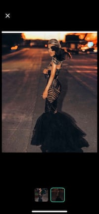 Gorgeous black  gown Toronto, M1H 2Y5