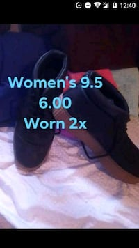 Womens shoes 9.5 Long Beach, 90805