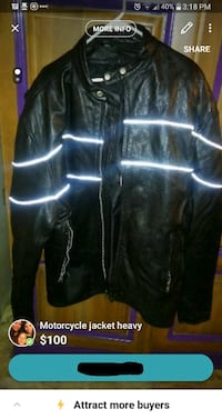 Motorcycle jacket Inverness