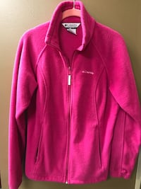 Columbia pink fuzzy Jacket Los Angeles, 91342