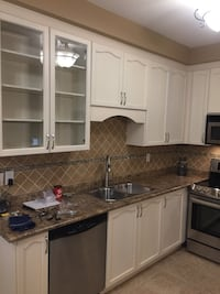 Interior painting refacing your kitchen  Brampton