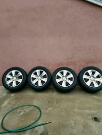 Ford f 150 wheels and tires Fullerton, 92831