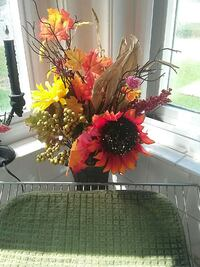 yellow red and orange flower decor Redford Charter Township, 48240
