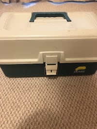 Plano tackle box  White Rock
