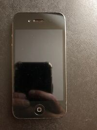Iphone 4s 16gb unlocked and with charging cable