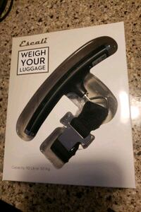 Portable Digital Luggage Scale Gaithersburg
