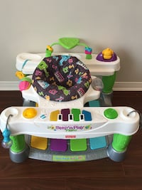 Fisher-Price Little Superstar Step 'N Play Piano 3752 km