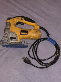 yellow and black DeWalt corded power tool Los Angeles, 90029