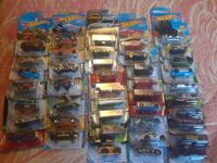 Collection Hot Wheel cars Lowell, 72745